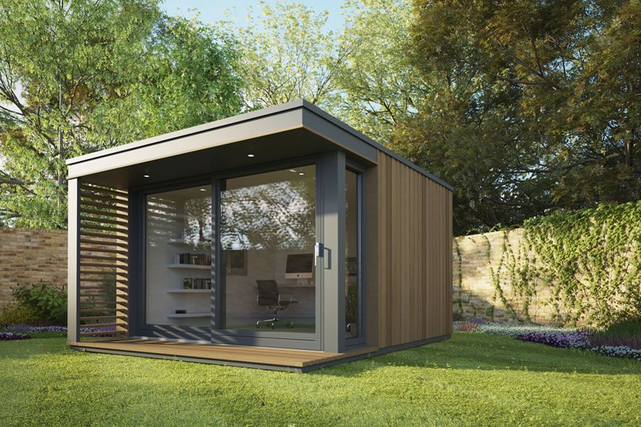 These Pop Up Modular Pods Can Add A Garden Studio Or Off Grid Escape Just  Aboutu2026