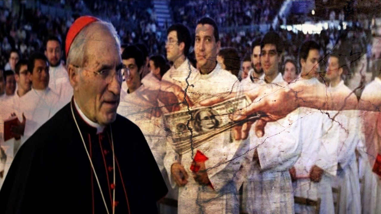 Los negocios sucios de la Iglesia Católica