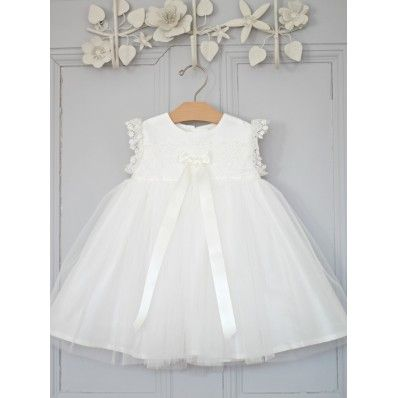 Adore Baby | Online shop | Girls Christening | Luisa Dress