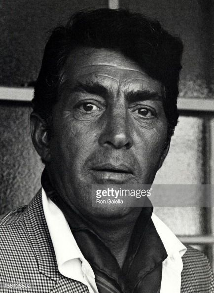 pictures of dean martin archive news | Singer Dean Martin attending the filming of 'Airport' on April 1, 1969 ...