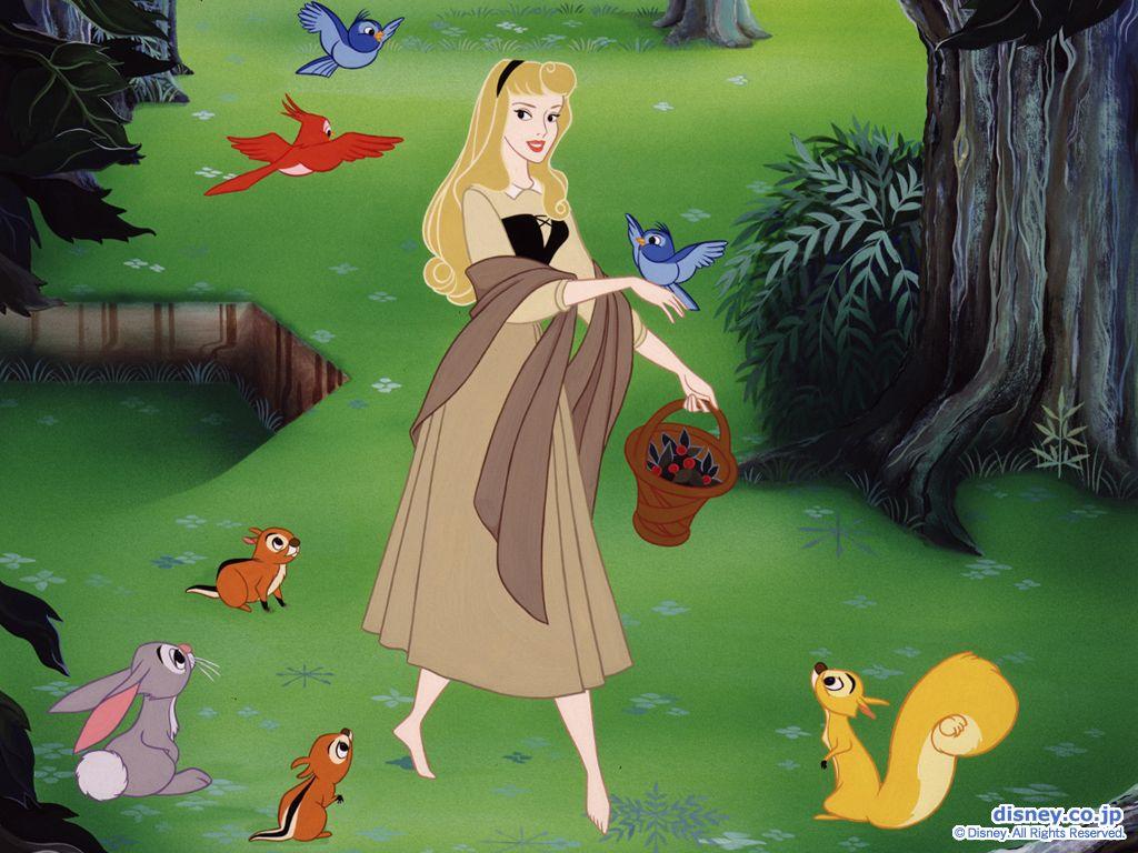 Aurora From The Sleeping Beauty Disney