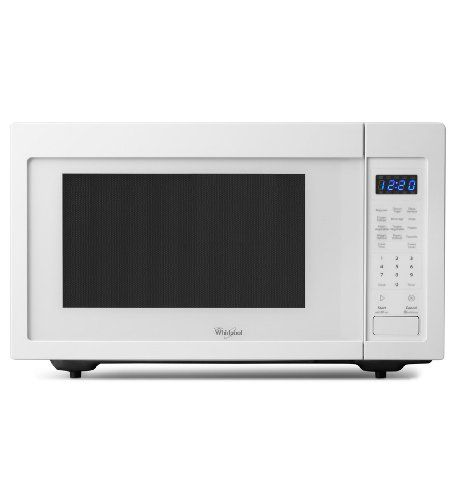 Whirlpool Wmc30516aw 16 Cu Ft White Countertop Microwave Click Image To Review More Details