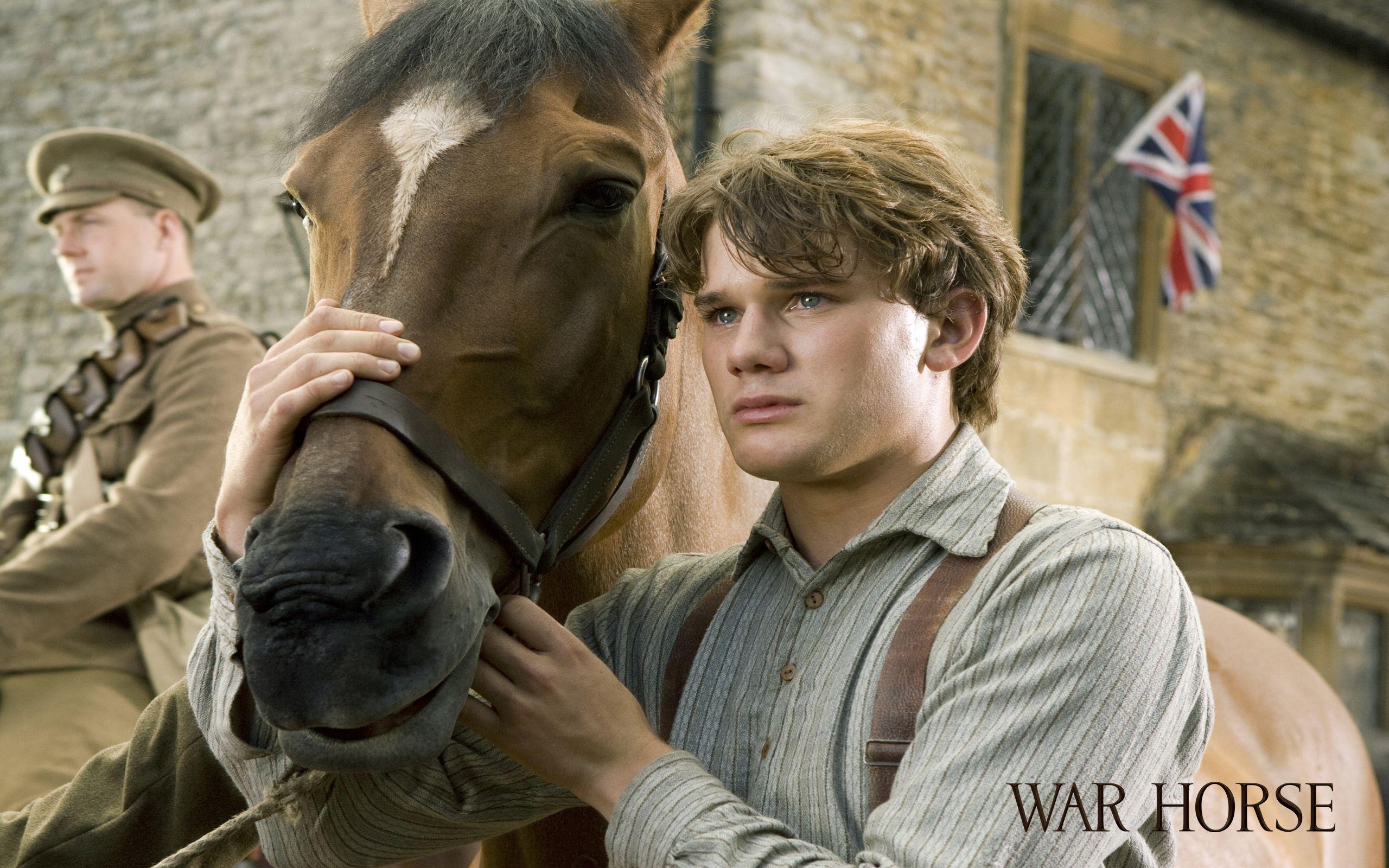 War Horse Is A 2011 Epic War Film Adaptation Of War Horse A 1982 Children S Novel Set Before And During World War I By Horse Movies War Horse Movie War Horse