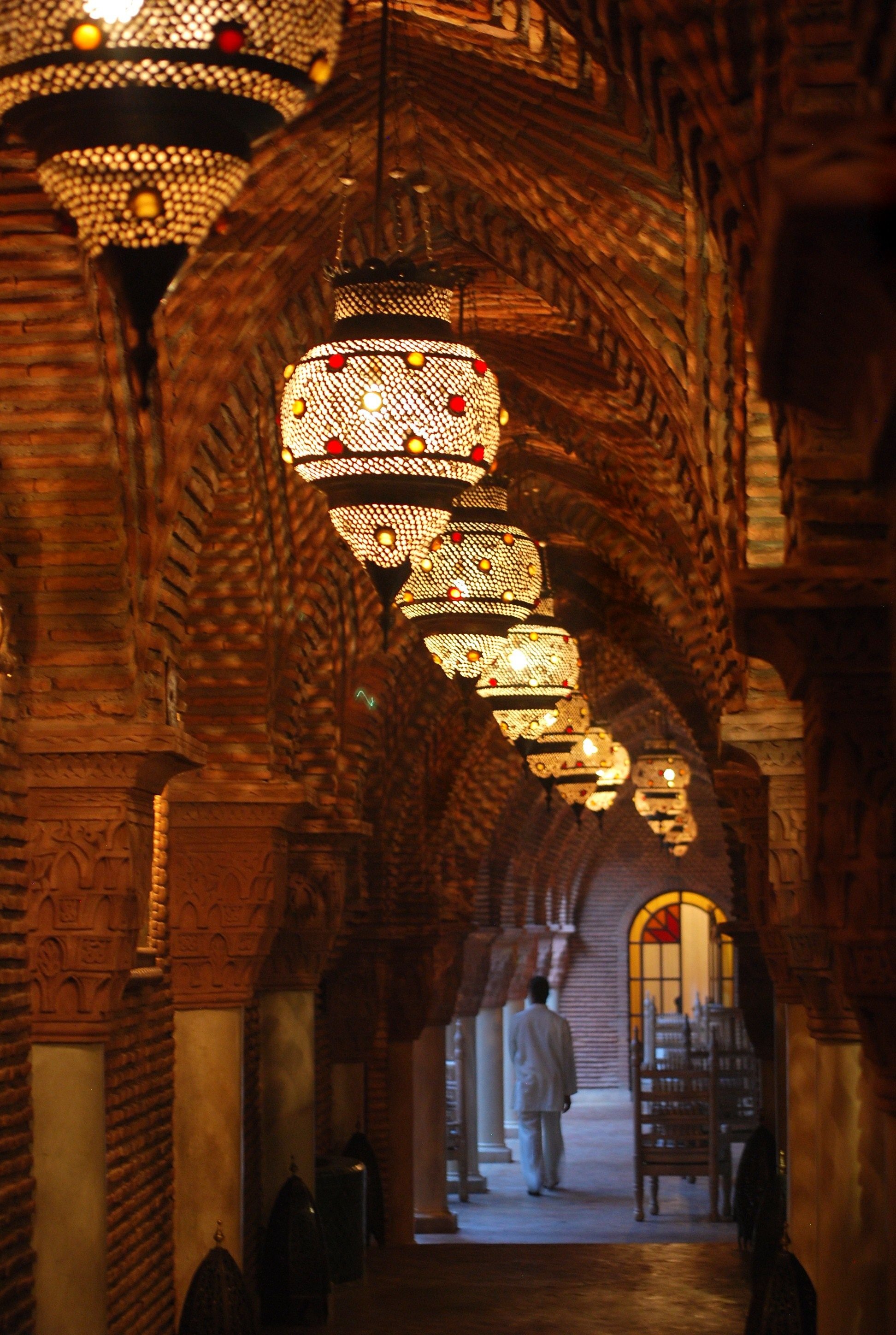 MOROCCO - La Sultana Marrakech is a collection of five riads in the heart of the Kasbah just metres from the royal palaces, museums and souks.