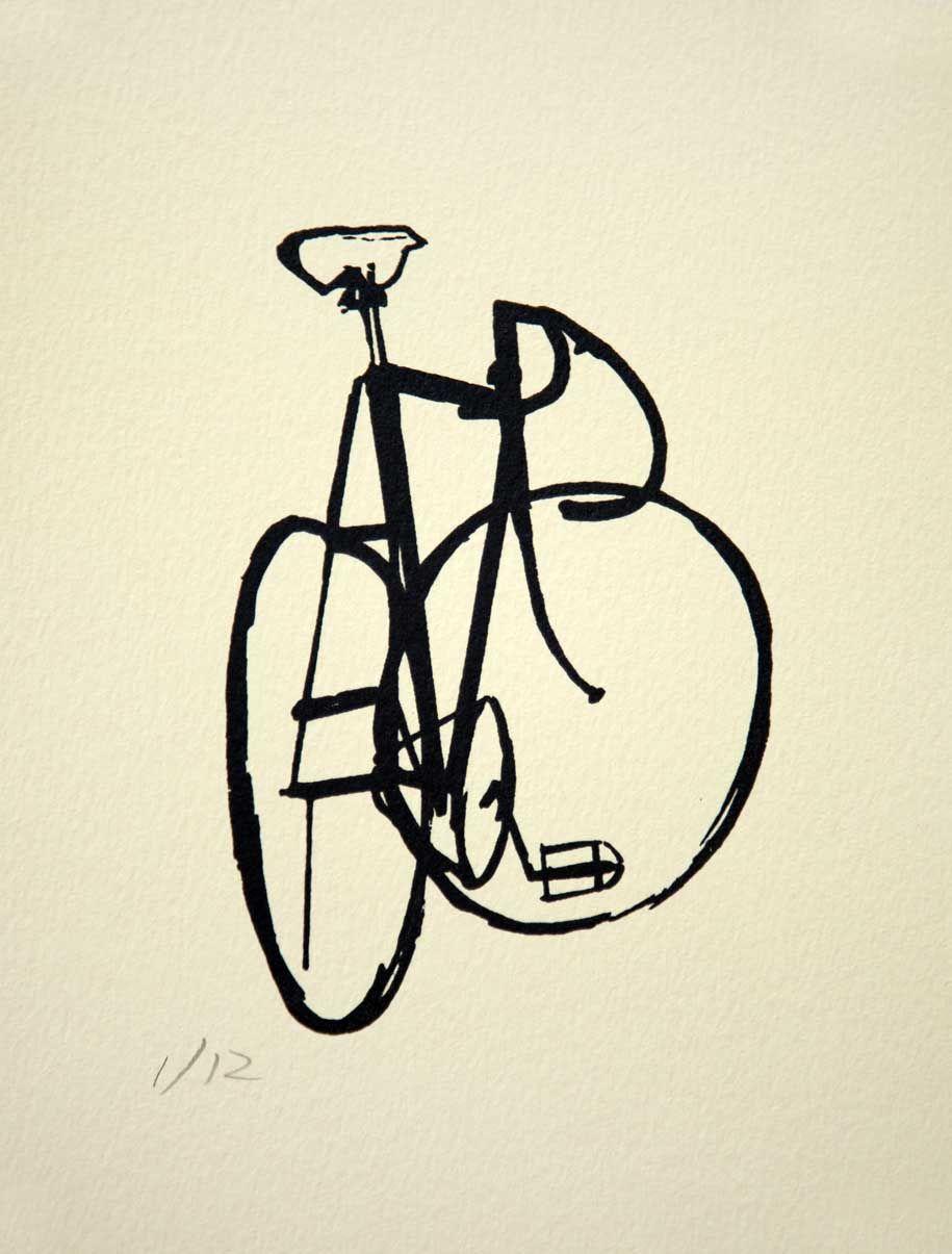 Old Style Track Bike 7 1