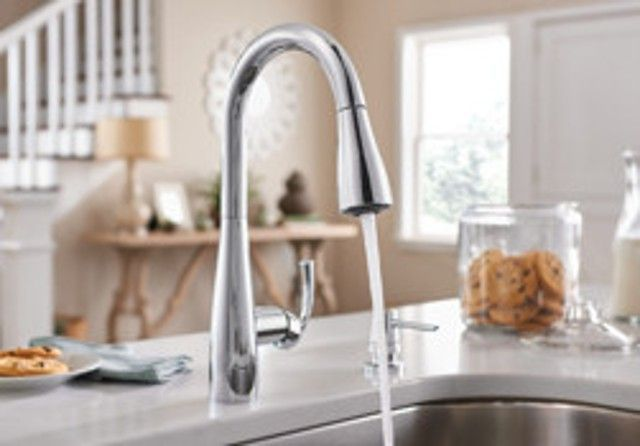 what to look for when looking for a kitchen faucet rh pinterest com what to look for in a kitchen tap