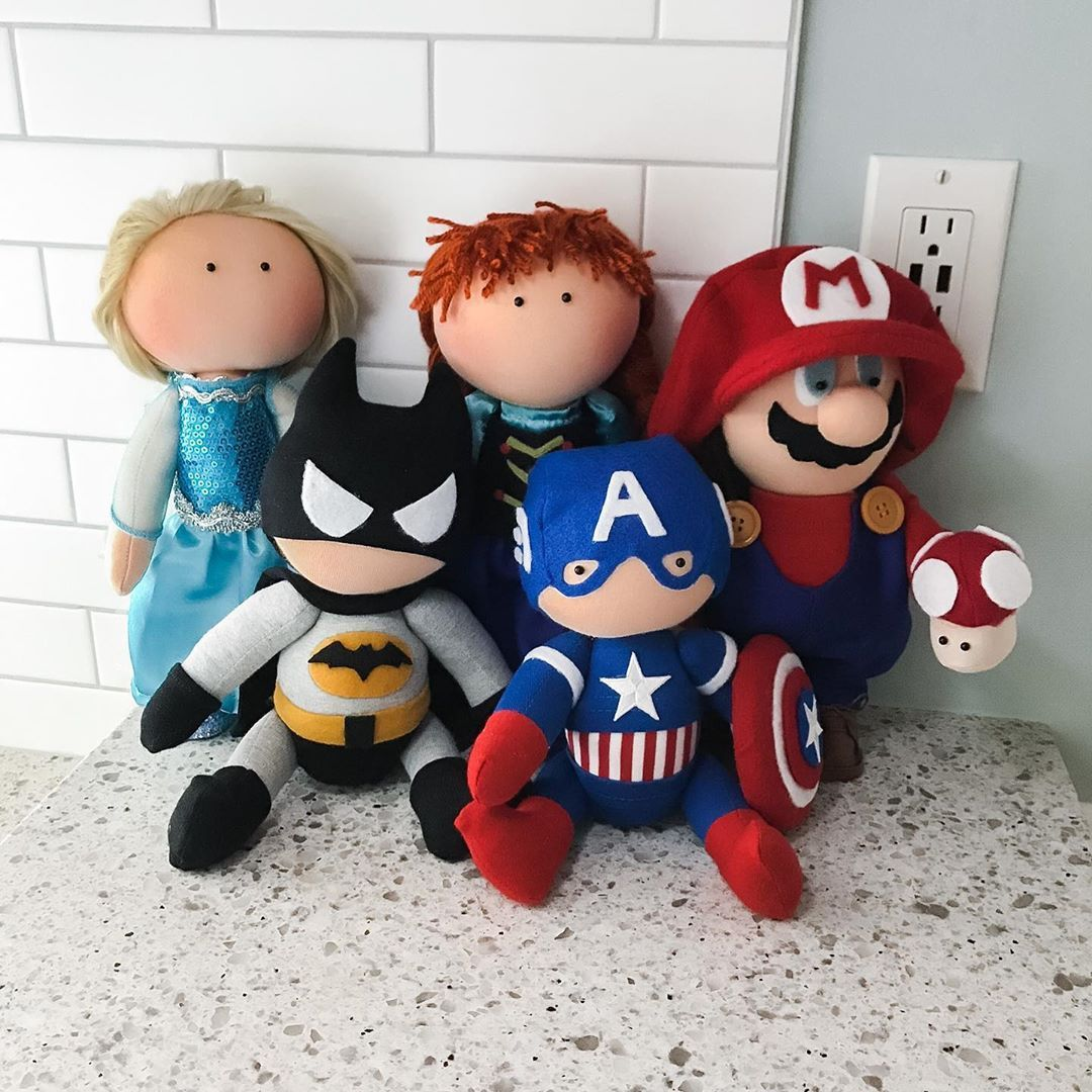Which Character Is Your Favorite Babydoll Handmade Custom Girltoy Babytoy Babygift Babyshowergift Diy Crafts Pi In 2020 Baby Dolls Baby Toys Toys For Girls