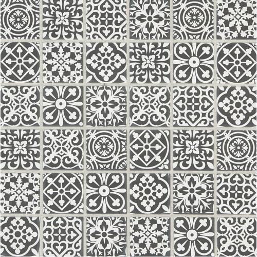 Royal Pattern Matte Ceramic Mosaic Royal Pattern Decorative Ceramic Tile Ceramic Tiles