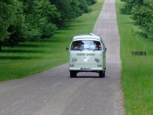 VW Campervan Wedding Hire For Hire