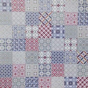Kakel patchwork 13.2x13.2cm 1m²krt