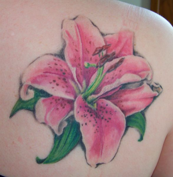 lily tattoo meaning