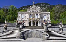 Schloss Linderhof Wikipedia Schloss Linderhof Linderhof Schloss