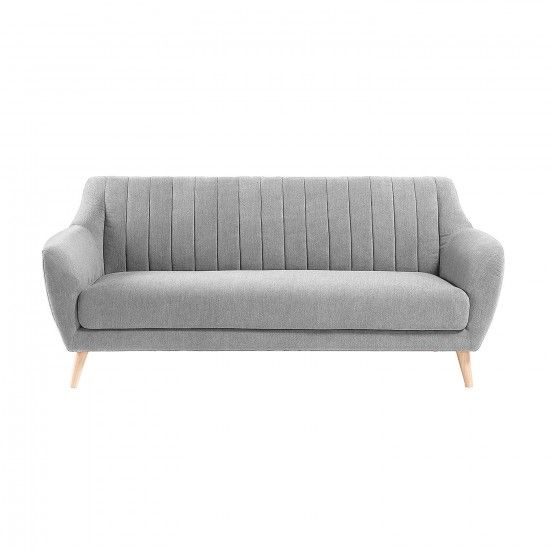 Monoqi Sessel Obo Sofa - Light Grey - Designed In Spain By La Forma #