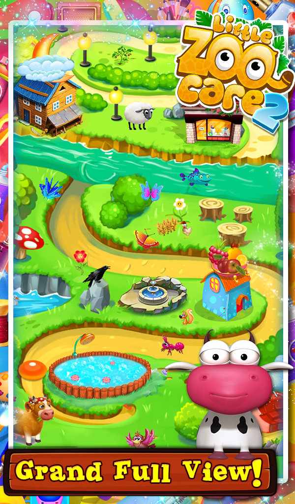 Hello friends..!! Are you find of zoo game then just stop