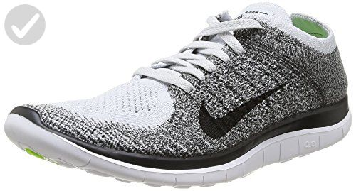 43f02853bc0a Nike Free 4.0 Flyknit Men s Running Shoes (11) - Mens world ( Amazon  Partner-Link)