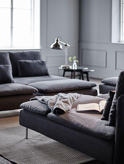 Soderhamn Ikea Hoekbank.4 X Optimaal Je Bank Gebruiken Moody Style Ikea Couch