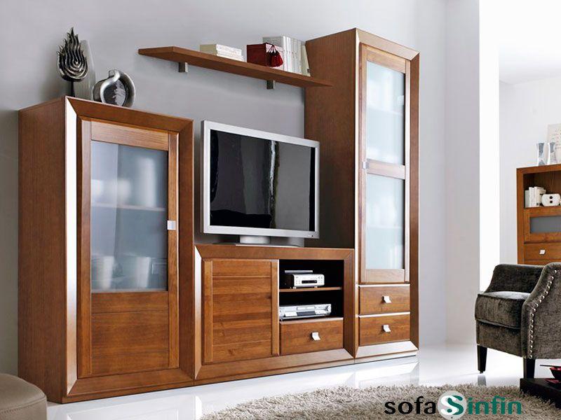 Muebles para el salón madera maciza SIX Navalmueble Apilable pvp ...
