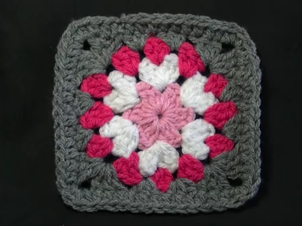Not So Square Granny Square Video Tutorial And Free Downloadable