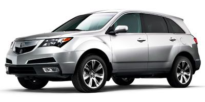 Best 2013 Luxury SUVs With 3rd Row Seating 2013 Acura MDX http