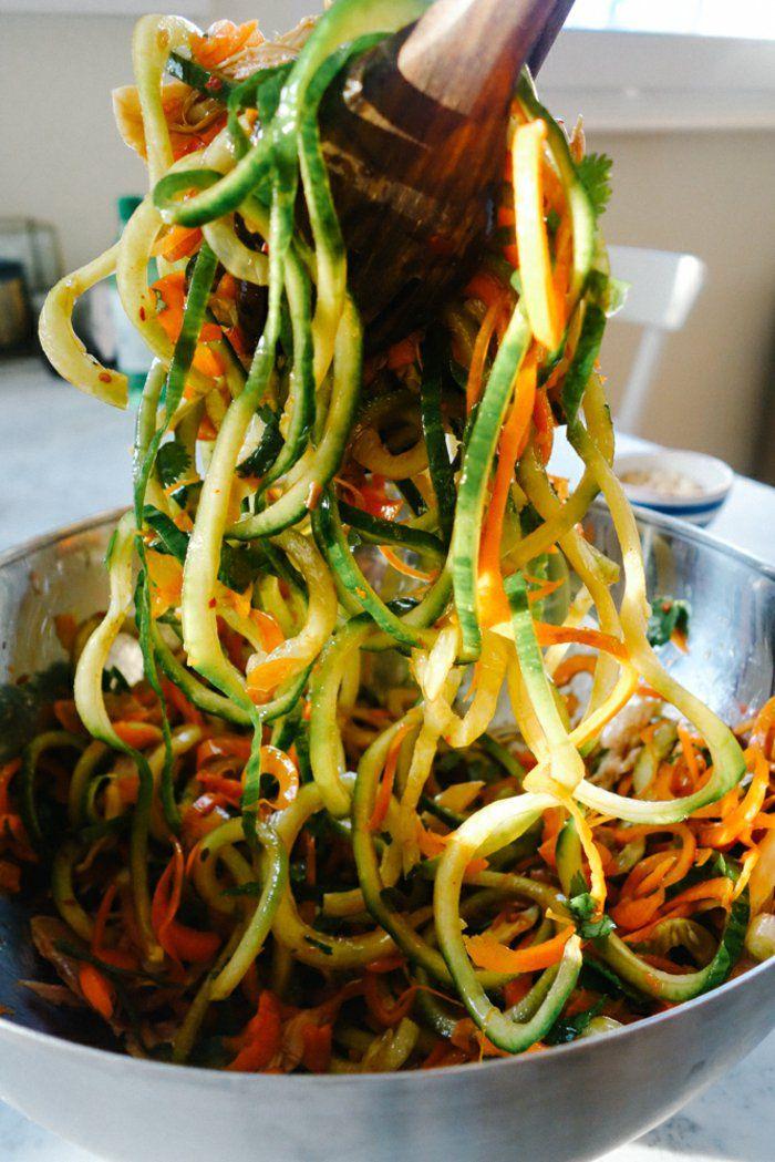 1001 id es comment pr parer la plus d licieuse salade for Entree originale ete
