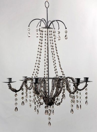 Crystal Chandelier Candle Holder: 17 Best images about
