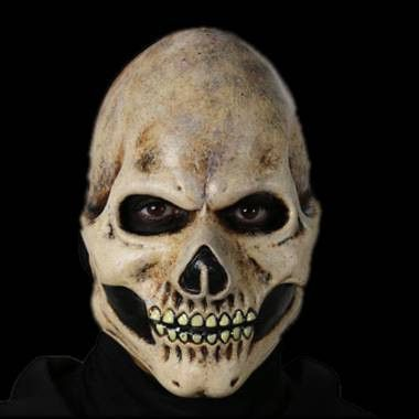 halloween skeleton mask - Halloween Skeleton Head