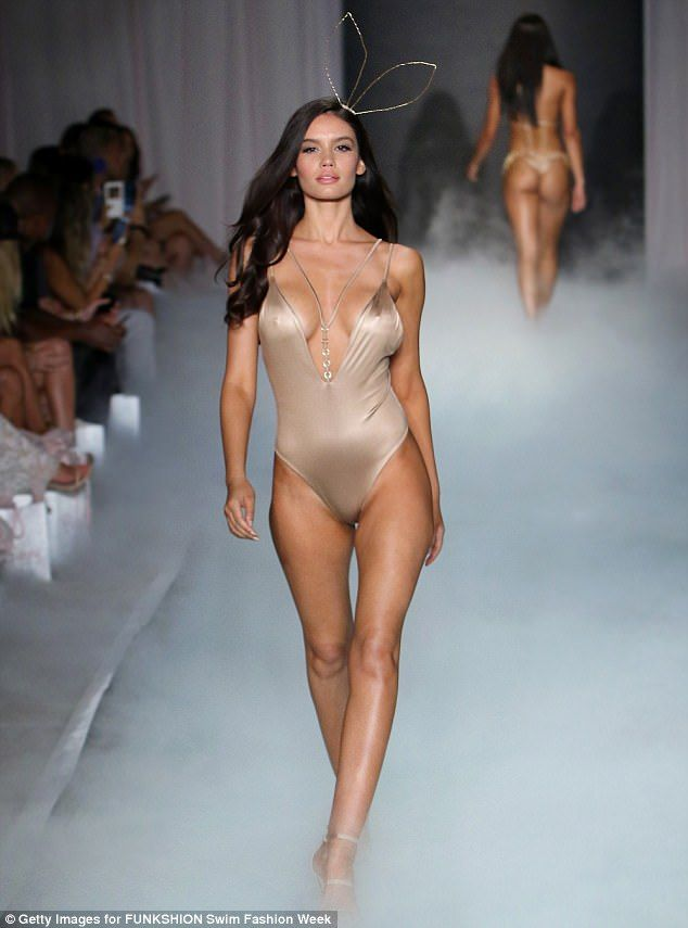 c939a66a87ebba The seven hottest trends from Miami Swim Week | Miami Swim Week 2018 ...