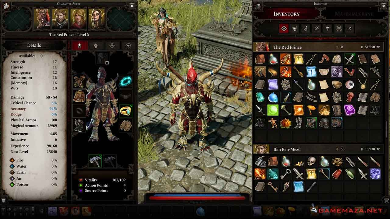 Pc gamer divinity original sin 2 build guide | Team builds  2019-04-17