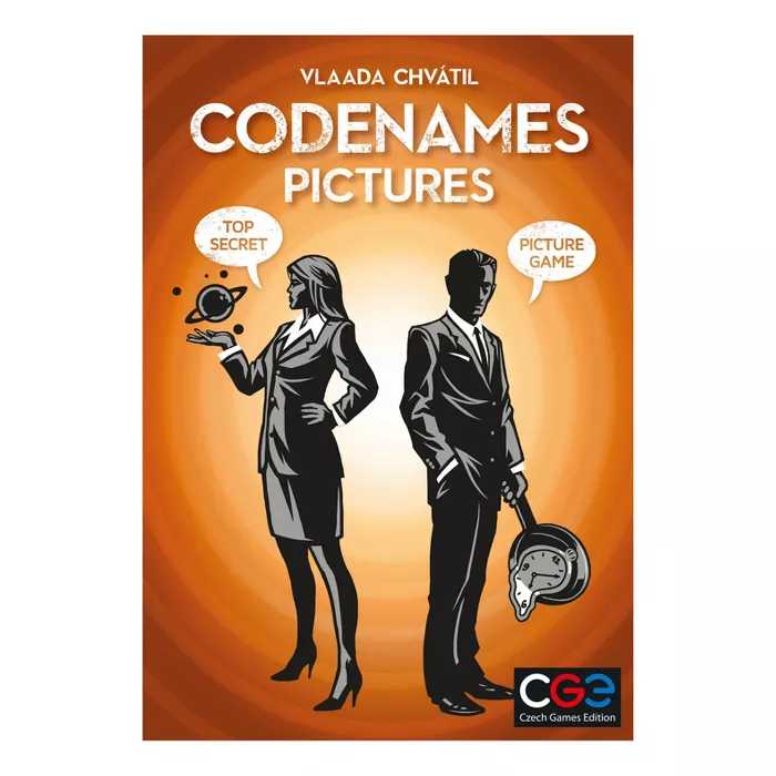 Codenames Pictures Board Game (With images) Card games