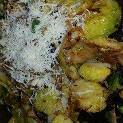 Parmesan Brussels Sprouts - Allrecipes.com
