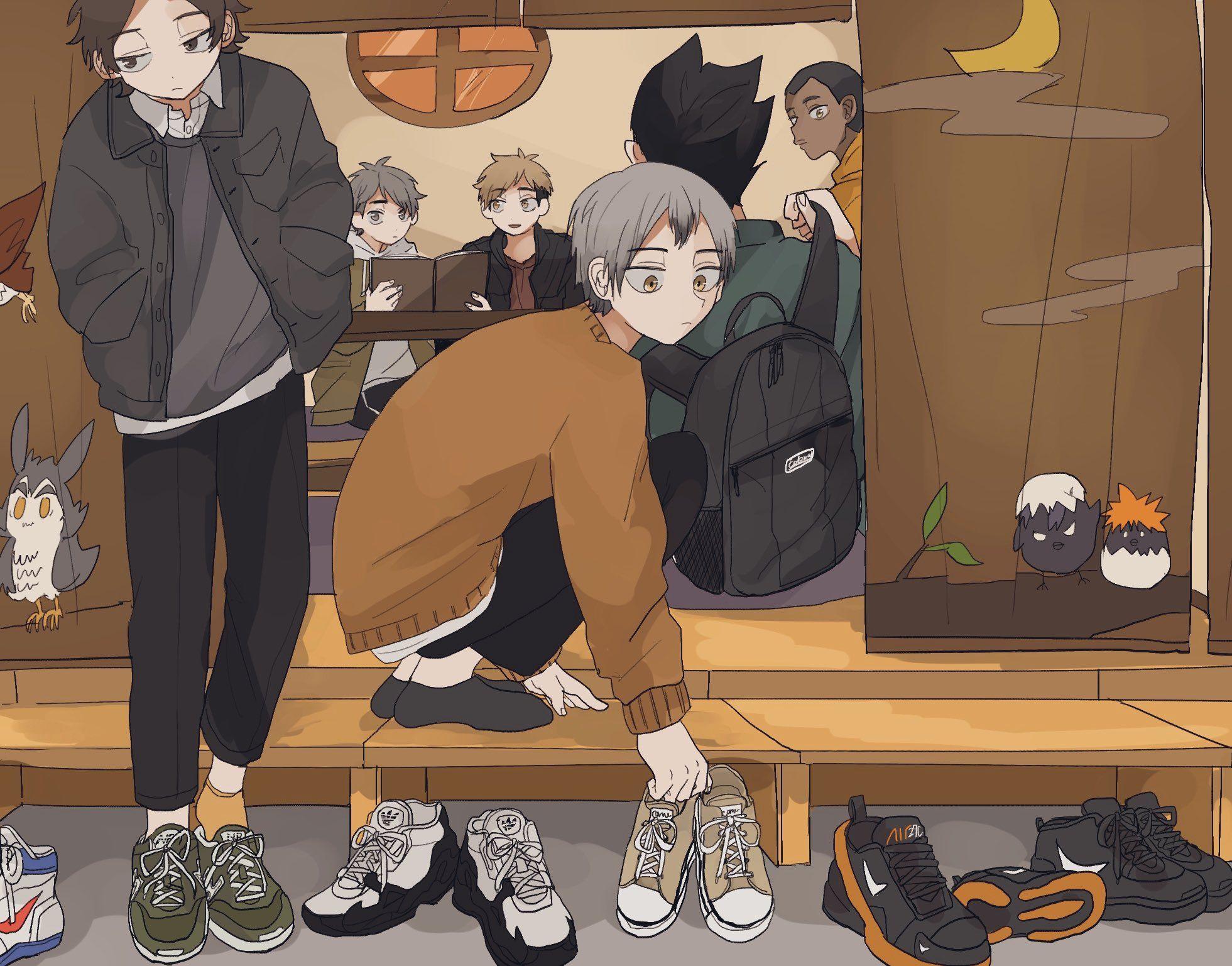 Twitter In 2020 Haikyuu Anime Haikyuu Anime
