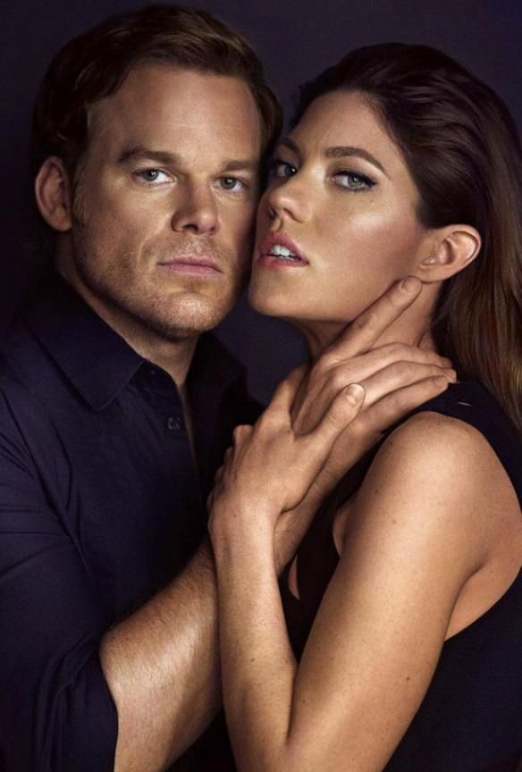 Dexter dating his sister