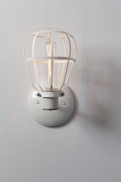 Industrial Wall Sconce - Cage Light modern wall sconces