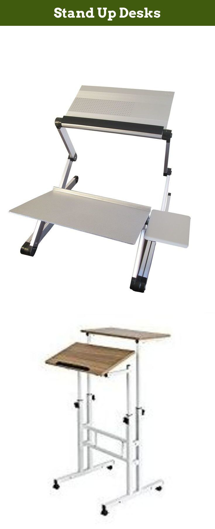 Gaming desk ideas standing desk diy adjustable sitstanddesk