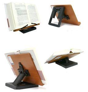 Kamenda dise/ño de cinta de correr acr/ílico Soporte para libros