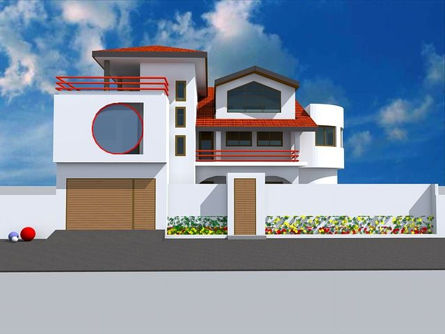 Image gratuite sur Pixabay - Architecture, Maison, Moderne ...