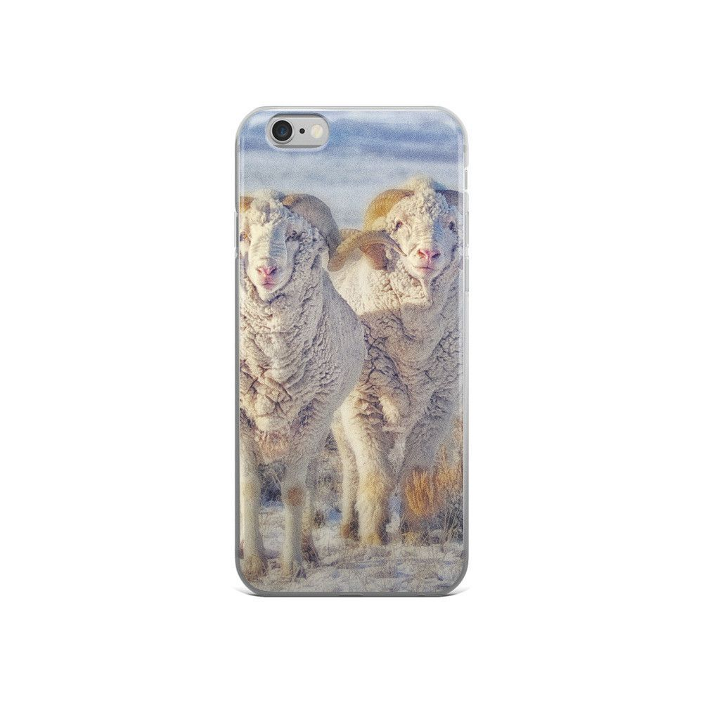 Double the Ram Power iPhone case