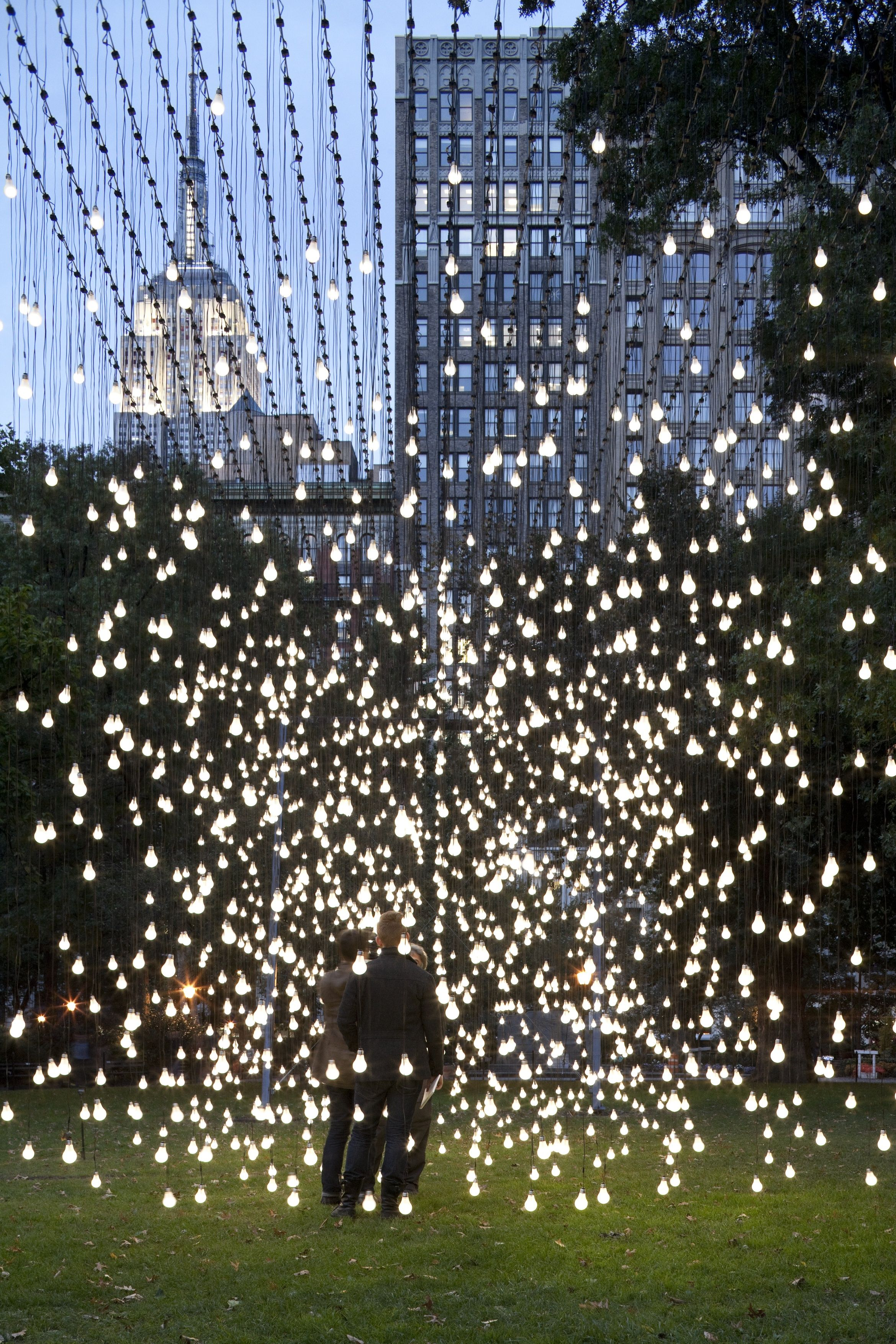Madison square park events