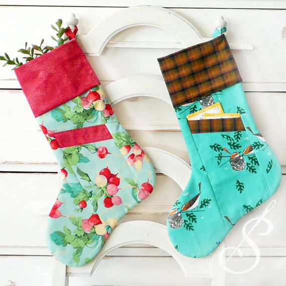 Be Merry: A Christmas Stocking Pattern