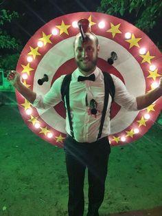 Knife thrower accident costume on Halloween Forum | HalloweenTown ...