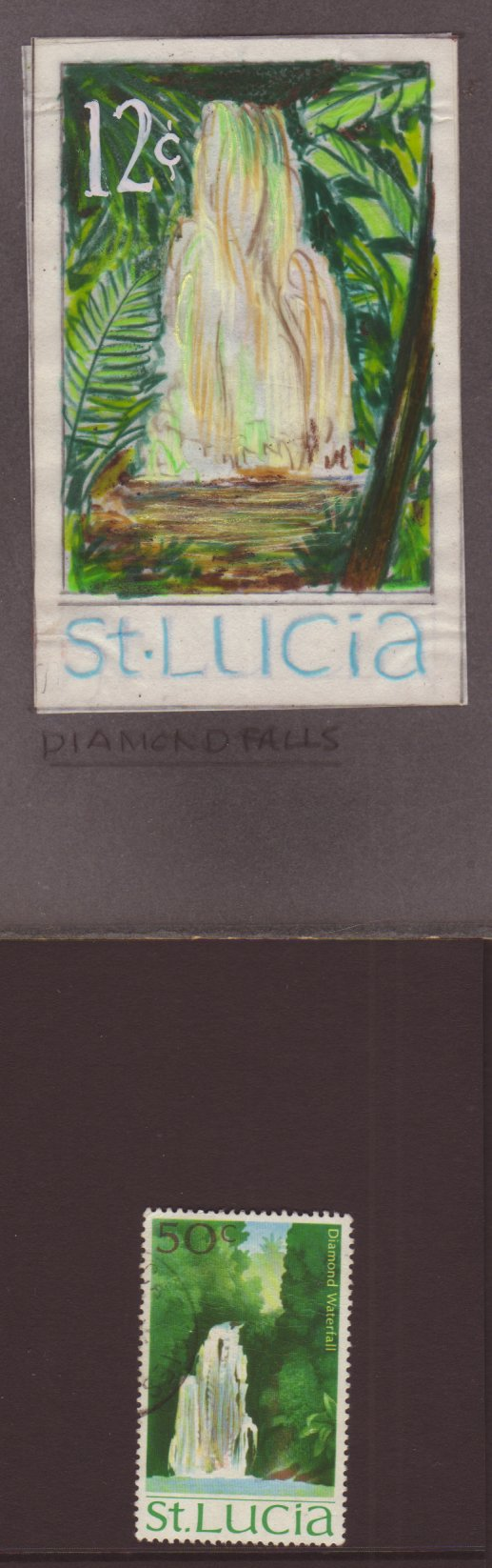 St Lucia 1970