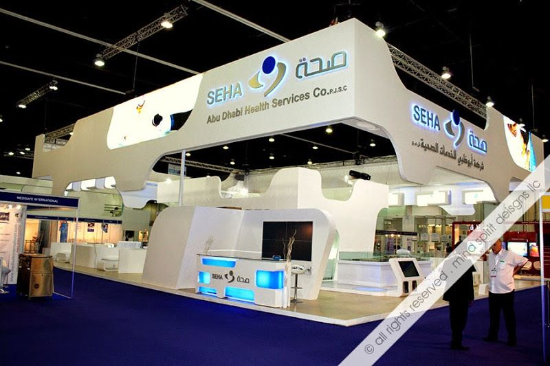 Exhibition Stand Contractors : Exhibition booth suppliers dubai mall activations trade show