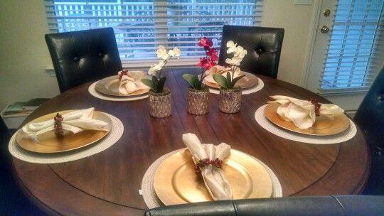 My Christmas table 2014