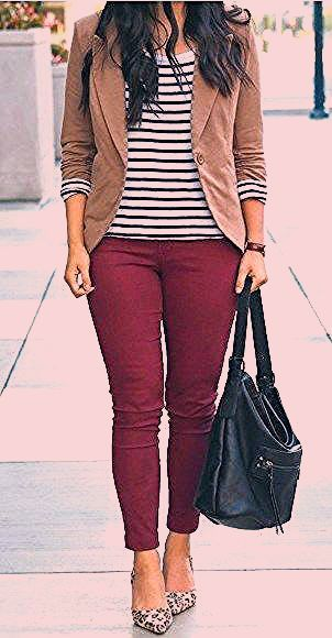 Photo of 30 Fashionable Work Outfits for Women on 2019