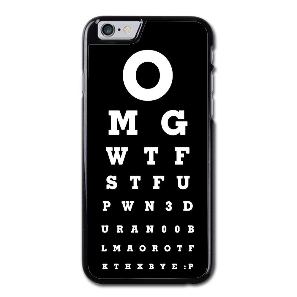 Eye Test Design Iphone 6 Case Iphone 66s Cases Pinterest