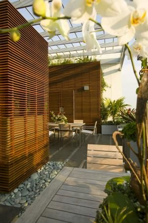 1000+ Images About Projects To Try On Pinterest | Handmade Home ... Dachterrasse Gestalten Stadtoase Wasserspielen Miami