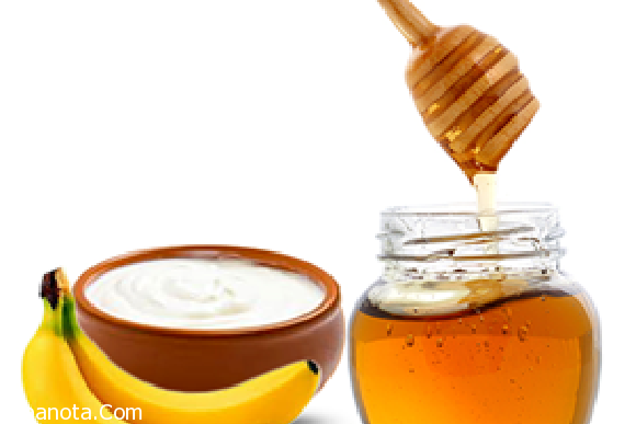 ماسك الموز والزبادي للشعر الجاف والمتقصف Anti Aging Skin Care Anti Aging Skin Products Anti Aging Food