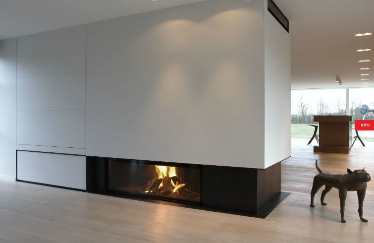 Modern corner fireplace google search fireplaces for Contemporary corner fireplace designs