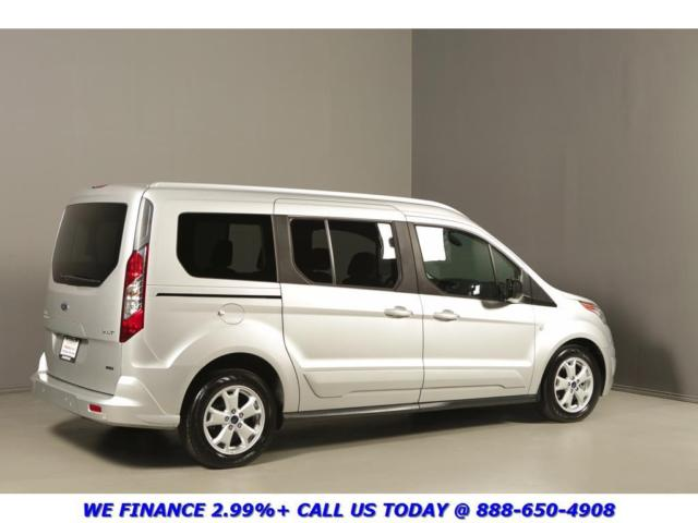 Carfax Or Autocheck Lovely 2016 Ford Transit Connect Xlt Pano Rcam 6pass Silver Ford Transit Japanese Used Cars Toyota Suv