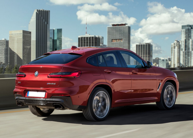 2020 BMW X4 Redesign, M40i, M Package >> 2019 Bmw X4 Redesign Price Concept And Interior News Cars Report